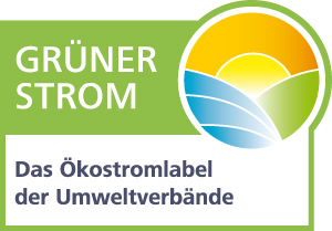 Gruener Strom Label